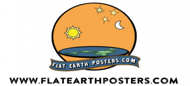 Flat Earth Posters